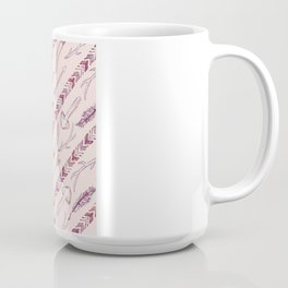Tribal Mushroom Coffee Mug