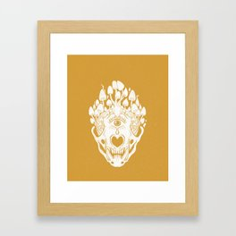 The Recycle, 2020  Framed Art Print