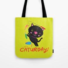 Caturday Series: Kimchi Tote Bag