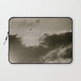 Lonely Bird Laptop Sleeve