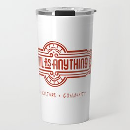 Lentil as Anything - Food, Culture, Community Travel Mug