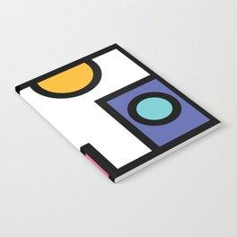 No. 5 Notebook