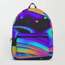 FLOWER CALLED NOWHERE Backpack