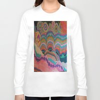 trippy Long Sleeve T-shirts featuring Trippy by sheuh