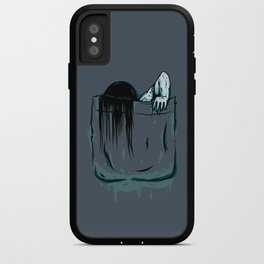 Pocket Samara iPhone Case