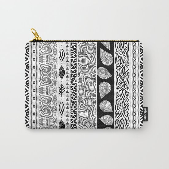 Tribal & Nature Play Carry-All Pouch