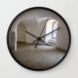 Copenhagen Round Tower 3 Wall Clock