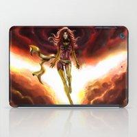x men iPad Cases featuring X-men-Phoenix... by Emiliano Morciano (Ateyo)