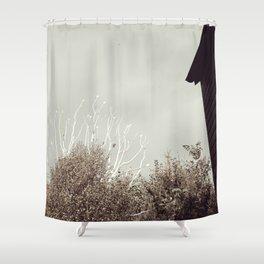 The stars Shower Curtain