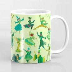 positively emerald Mug