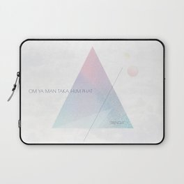 MANTRA #1 Laptop Sleeve