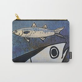 Tuna Fish and Others Carry-All Pouch