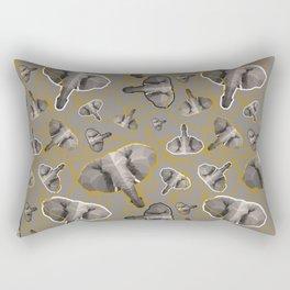 Stronger than you think Rectangular Pillow