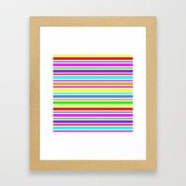 kolor v.2 Framed Art Print