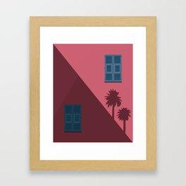 Postcard fom Italy Framed Art Print