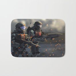 Helljumpers Bath Mat
