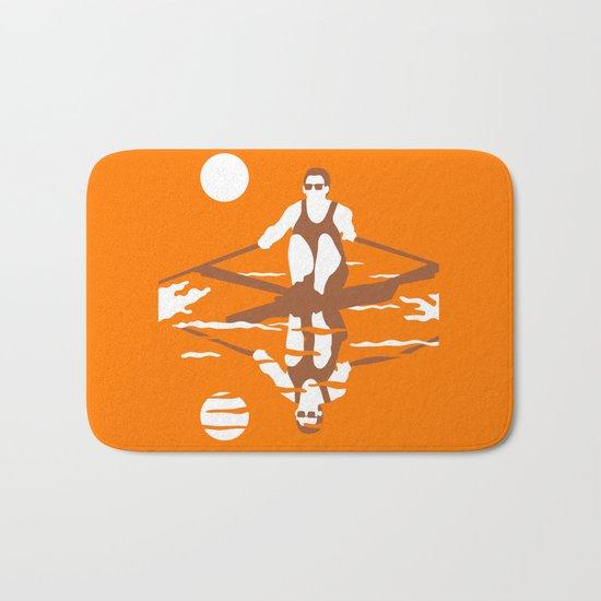 Rower Bath Mat