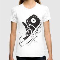 converse T-shirts featuring CONVERSE by PixelRiff