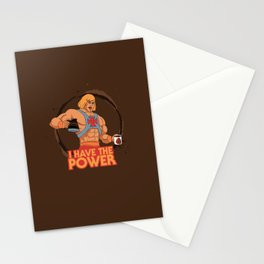 Master of the Brewniverse Stationery Cards
