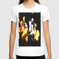 orchid T-shirts featuring Orchid by Angelica Gonzalez Donaire
