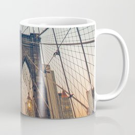 Brooklyn Bridge New York City Coffee Mug