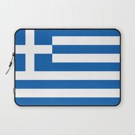 Flag of Greece Laptop Sleeve