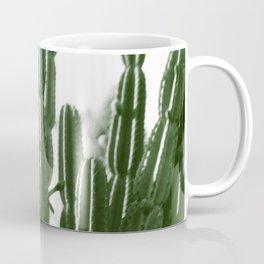 Vintage Cactus Print II Coffee Mug