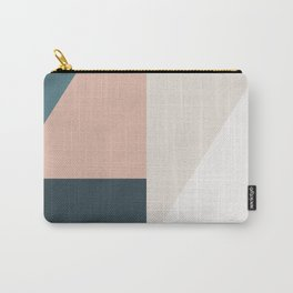 Cirque 01 Abstract Geometric Carry-All Pouch
