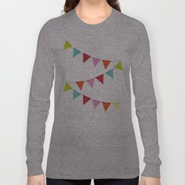 Hooray for girls! Long Sleeve T-shirt