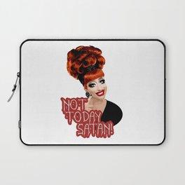 'Not Today Satan!' Bianca Del Rio, RuPaul's Drag Race Queen Laptop Sleeve