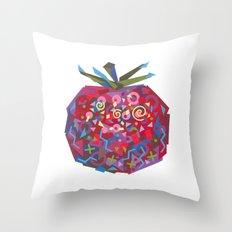 Tomato (Tomate) Throw Pillow