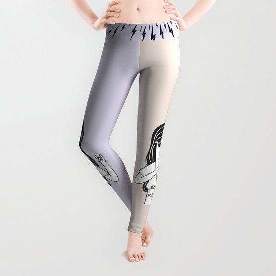 ISCREAM FOR MORE Leggings
