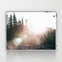 Sunny Forest III Laptop & iPad Skin