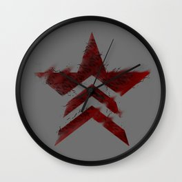 Renegade Interrupt - Mass Effect Wall Clock