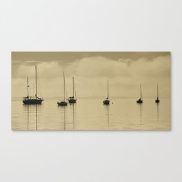 Dead Calm Canvas Print