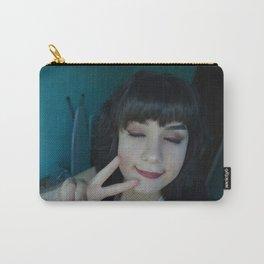 Peace Saskia Wrycroft Carry-All Pouch