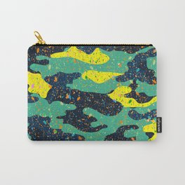 CAMOUFLAGE II Carry-All Pouch