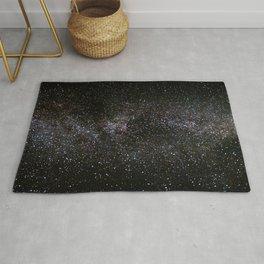 Milky Way Stars Rug