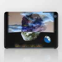 sagan iPad Cases featuring Multiverse by Deepti Munshaw
