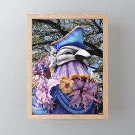 It's Carnival Time Framed Mini Art Print