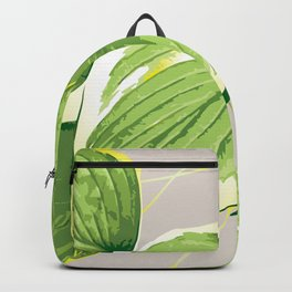 Ficus Plant 2 Backpack