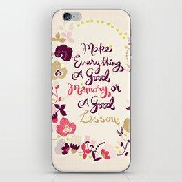 Make Everything iPhone Skin