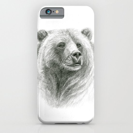 Grizzly Bear G2012-057 iPhone & iPod Case