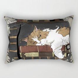 Crookshanks Rectangular Pillow