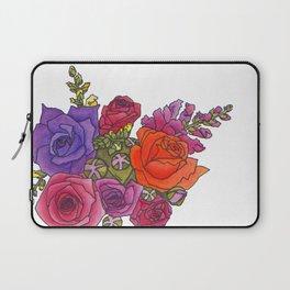 Bouquet Laptop Sleeve