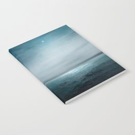 Sea Under Moonlight Notebook