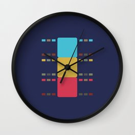 8 E=Chipup Wall Clock