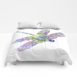 Dragonfly Comforters