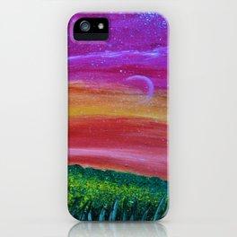 Sunset Memories iPhone Case