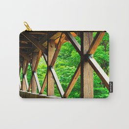 Covered Bridge 2 Carry-All Pouch